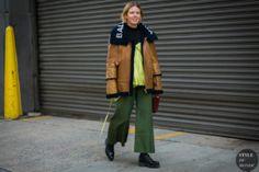 STYLE DU MONDE / New York Fashion Week Fall 2017 Street Style: Megan Bowman Gray  // #Fashion, #FashionBlog, #FashionBlogger, #Ootd, #OutfitOfTheDay, #StreetStyle, #Style