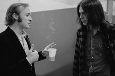 .Neil Young and Stephen Stills