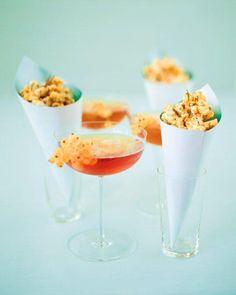 Rosemary-Caramel Popcorn Recipe