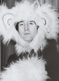 John Lennongoes furry.