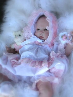 Reborn Baby all dressed up........