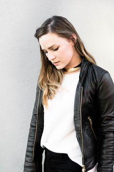 FEELING TRÈS BIEN IN PARISIAN CHIC - Fall Fashion Inspiration