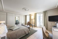 Pack your boots, renovated Swiss wonder hotel will win you over - whatever the weather... http://www.we-heart.com/2014/10/22/le-grand-bellevue-gstaad-switzerland/