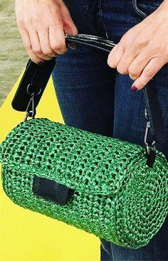 Diy bags 290060032249976795 - 103 The Best of Trend Crochet Bag Models Here –., Diy bags 290060032249976795 - 103 The Best of Trend Crochet Bag Models Here – Page 19 of 103 – Womens ideas Source by cheryldorffler. Crochet Design, Crochet Pattern Free, Knitting Patterns, Crochet Patterns, Crochet Ideas, Bag Patterns, Design Patterns, Crochet Handbags, Crochet Purses