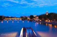 Île de la Cité - Isla de la Ciudad de París #paris #travel #viajes #turismo