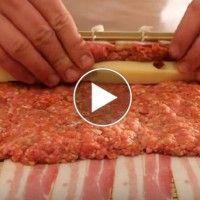 rulada carne tocata