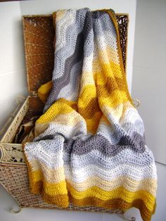grey and yellow and white, oh my.