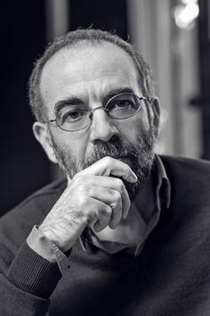 """Giuseppe Tornatore, Italian Director. His best film is """"Nuovo Cinema Paradiso"""" for which he won the Academy Award for Best Foreign Language Film."""