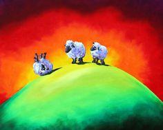 Innovative Sheep PRINT