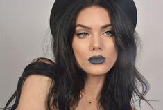 "Linda Hallberg ""Gluldtuben"" makeup look"