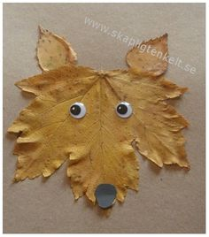 Fall Leaf Crafts for Kids ⋆ Handmade Charlotte Easy Fall Crafts, Winter Crafts For Kids, Holiday Crafts, Fun Crafts, Art For Kids, Arts And Crafts, Autumn Activities, Craft Activities, Preschool Crafts