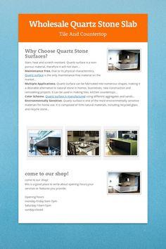 Wholesale Quartz Stone Slab