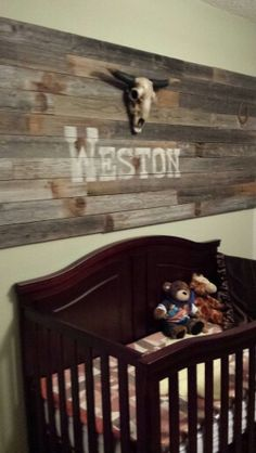 western themed baby nursery omg i love this i would do this with a
