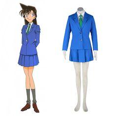 Detective Conan Rachel Moore 1ST Cosplay Costumes