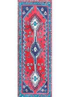 Adult Traditional Magic Carpet Yoga Mat - Magic Carpet Yoga Mats