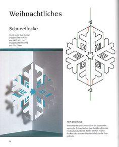 pop-up pattern - Christmas - Wioletta Matusiak - Picasa Web Album Pop Out Cards, 3d Cards, Paper Cards, Kirigami, Diy Christmas Cards, Xmas Cards, Paper Architecture, Pop Up Art, Cricut Cards