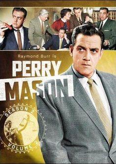 Perry Mason Director: Erle Stanley Gardner (Creator), Arthur Marks | Reparto: Raymond Burr, William Hopper, Barbara Hale | Género: Serie de TV | Sinopsis: Serie de TV (1957-1966). Perry Mason (Raymond Burr) es un abogado experto en complejos casos de asesinato. Casi todos los capítulos siguen el mismo formato: el cliente de Perry Mason es acusado de ...