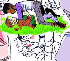 Clyde South Park, South Park Characters, Ship Art, Christmas Kiss, Fan Art, Cartoons, Fandoms, Comics, Drawings