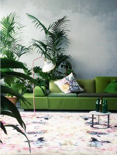 ELLE Decoration norge <3 <3 Planter fra Mina Milanda foto: siren Lauvdal styling: Kråkvik´Orazio