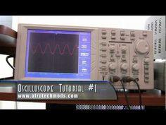 How to use an oscilloscope Part 1: choosing an oscilloscope.   Video by Afrotechmods.