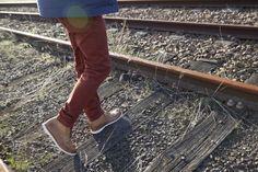 Quai des Antilles @Comme un camion : blog mode homme #rail #look #lumière #timberland #shoes #pantalon #blouson #bois #fashion #men
