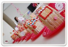 this is from a little girl's tea party.. the whole party was darling!