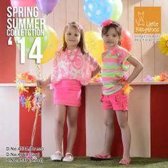 D. No. 4534 (Dress) D. No. 4563 (Top)  D. No. 4737 (Shorts)