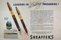 Sheaffer Ad