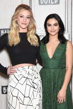 13 Times We Wanted to Third Wheel With Riverdale's Lili Reinhart and Camila Mendes