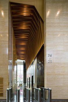 Gallery - Evergrande Huazhi Plaza / Aedas - 13