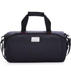 8fdcc4db01aa TINYAT Man Travel Bag Large Casual Canvas Duffel Bag Multifunctional Mens Luggage  Bag Handbags for Male
