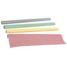 Plásticos Coloridos para encapar cadernos e carteiras escolares.