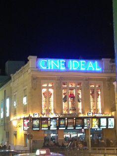 Cine Ideal Madrid by voces, via Flickr