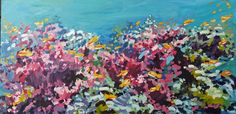 Reef II by Holly Lombardo