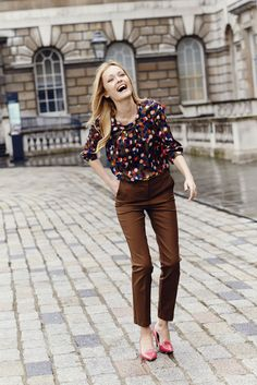 Spot-tacular! Shop with 15% off and free delivery with code PIN1 (UK) or PIN2 (US) #Boden #AW14