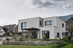 blog – graz architekten ag Villa, Mansions, House Styles, Blog, Home Decor, Graz, Collection, Detached House, Architecture