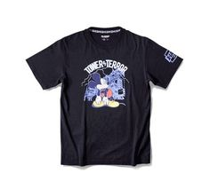 TDS限定 XLARGE コラボ Tシャツ ミッキー タワーオブテラー 黒