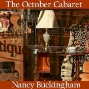 A missing piece of valuable porcelain leads former lovers to Prague. See what danger awaits them in The October Cabaret.