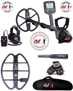 "Minelab CTX 3030 Metal Detector Standard Pack  With FREE 17"" Coil & Pro-Find 25 http://treasuremtndetectors.com/minelab-ctx-3030-metal-detector.  I own one of these.  Love it!"