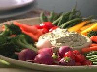 Recept Blauwe Kaas Dip. Blauwe kaas dip kunt u serveren met een schaal met groenten, als groenten dip Maar is ook te serveren bij brood, kippenvleugels en chips.