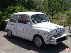 Abarth 850 TC Corsa (1962-1964)