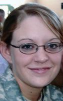 Army SGT Amanda N. Pinson, 21, of St. Louis, Missouri. Died March 16, 2006, serving during Operation Iraqi Freedom. Assigned to 101st Military Intelligence Detachment, 501st Special Troops Battalion, 101st Airborne Division (Air Assault), Fort Campbell, Kentucky. Died of injuries sustained when a mortar round detonated near her position during an attack on her camp in Tikrit, Salah ad Din Province, Iraq.