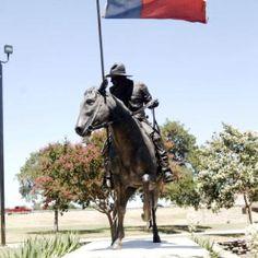 Statute of Texas Ranger