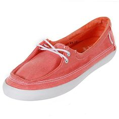 7c769242abd Vans Womens OTW Rata Lo Distressed Shell Coral Women s Skateboarding  Shoesing Shoes     Click