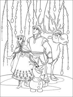 disney frozen coloring sheets   Pages - Disney Picture 13 – 35 FREE Disney's Frozen Coloring Pages ...really good