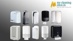 Buy online jet automatic metal hand dryers, hand sanitizer and suppliers at my cleaning store. Get more air hand dryer in best price in Delhi NCR - India with free shipping. #cleaningproducts #onlineshopping #cleaningitem #handdryer #Handsanitizer