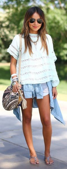 Casual-chic Spring Style