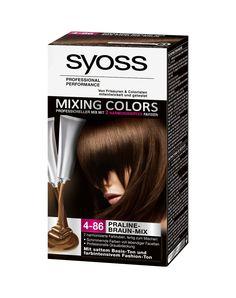 Syoss Mixing Colors 4.86 Praline Mix