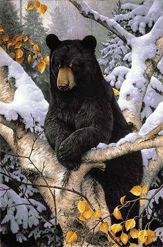 levkonoe: Jerry Gadamus. Медвежья Джоконда