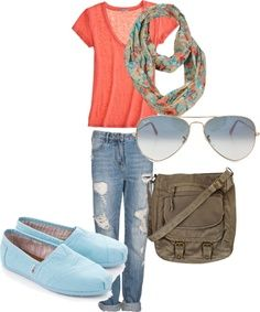 Comfy casual for Spring